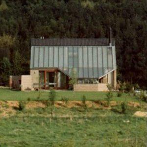 Maison solaire - Louvranges